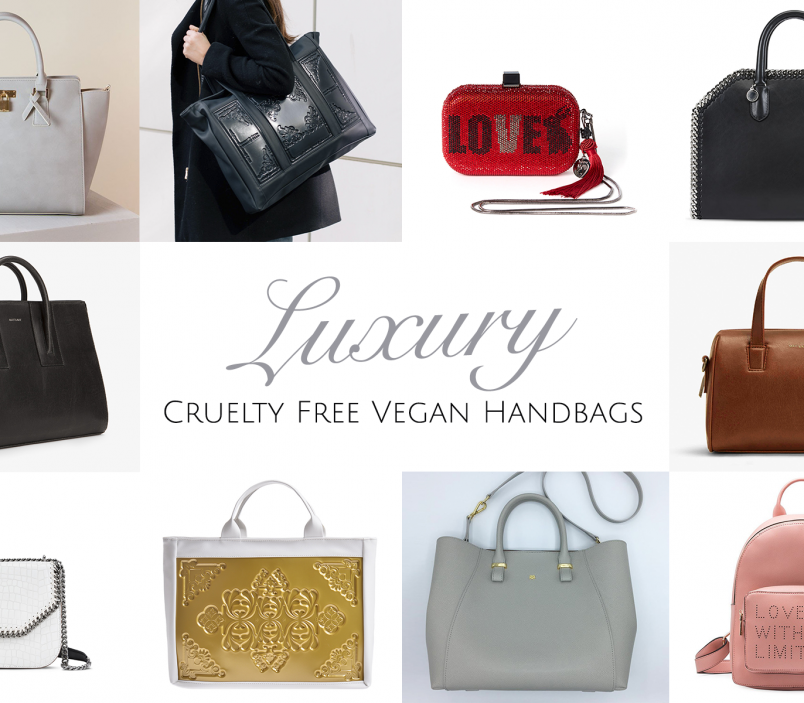 Top 10 Cruelty Free Vegan Luxury Bags