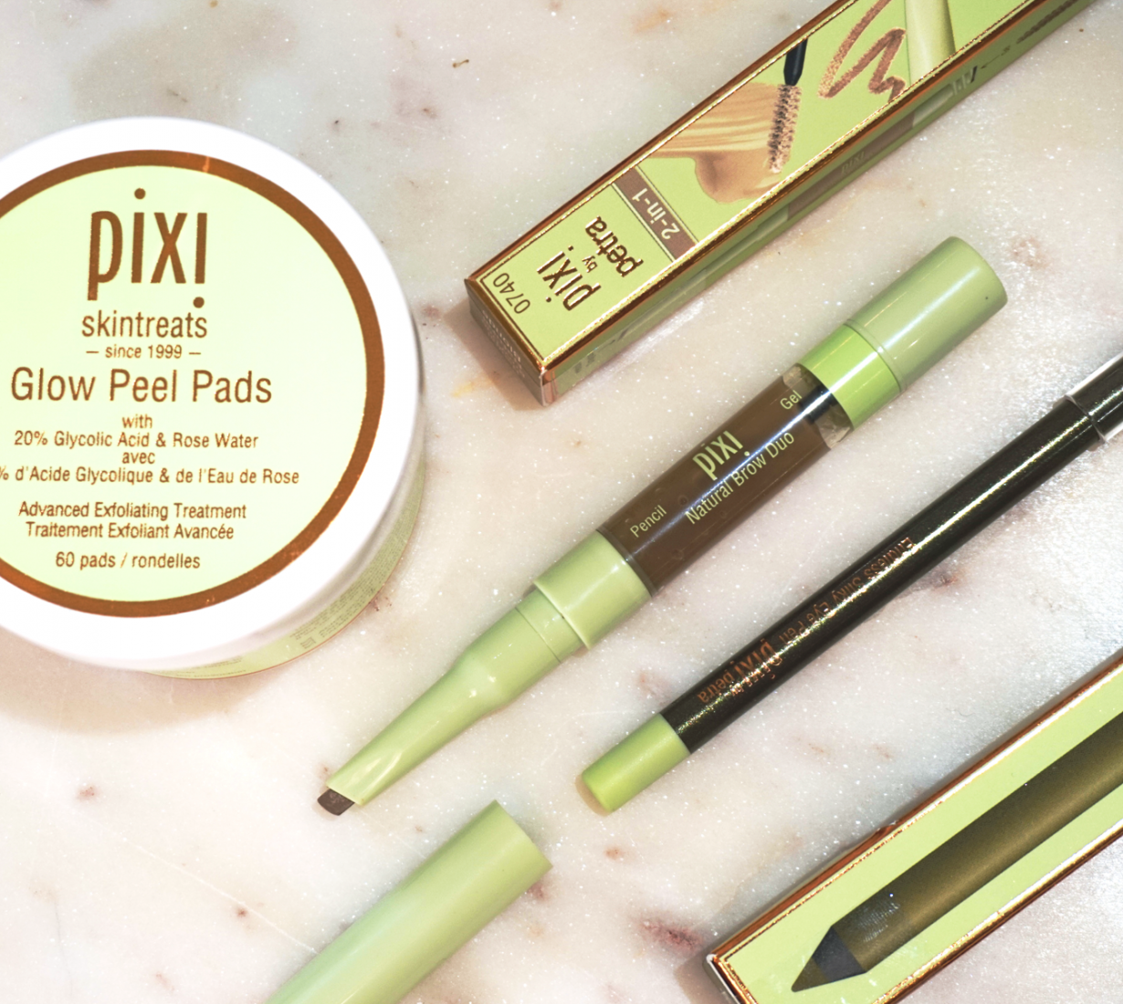 Trying out Pixi Products