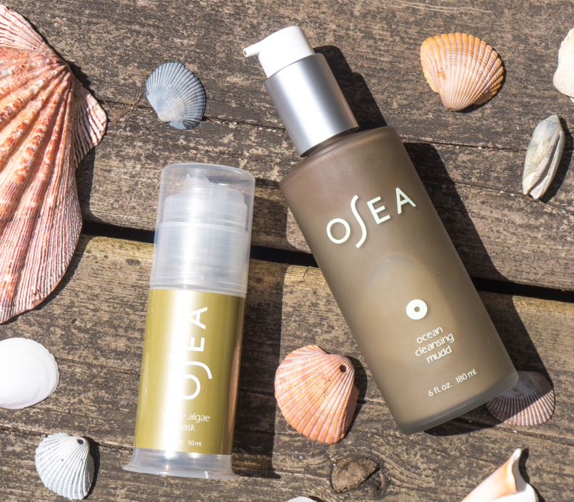 Ocean Cleansing Mudd and White Algae to the Rescue!