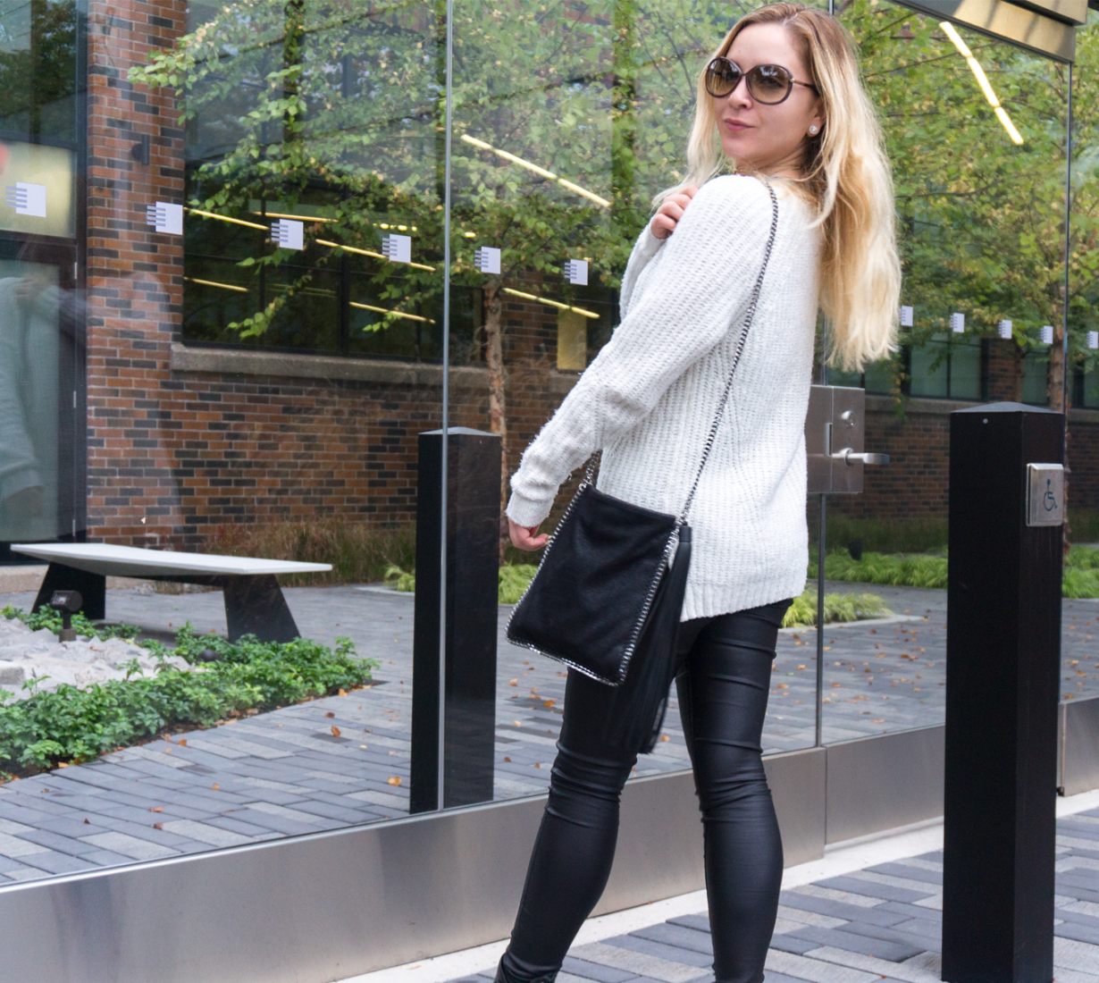 How to Style a Cozy Sweater (And still look Chic)