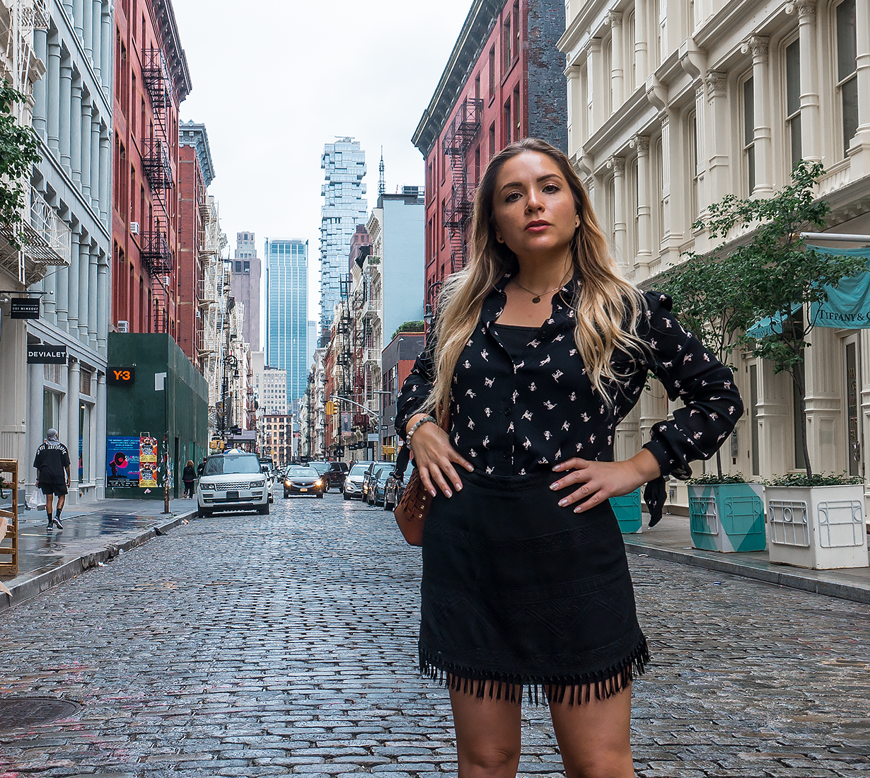 Wearing Reformation + Eating All The Vegan Food in NYC