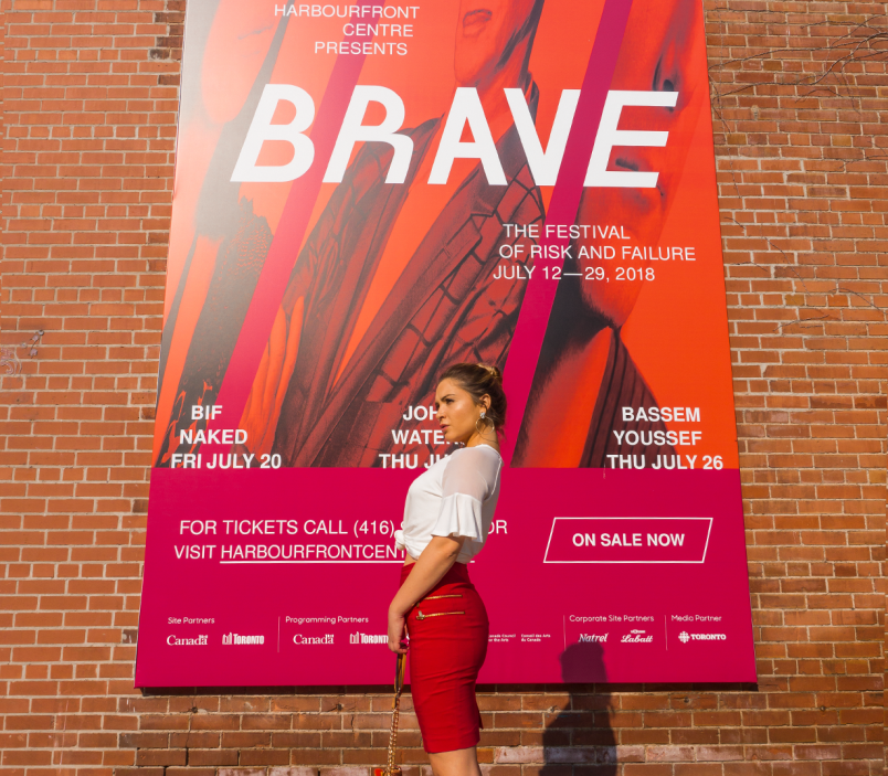 Being Brave.