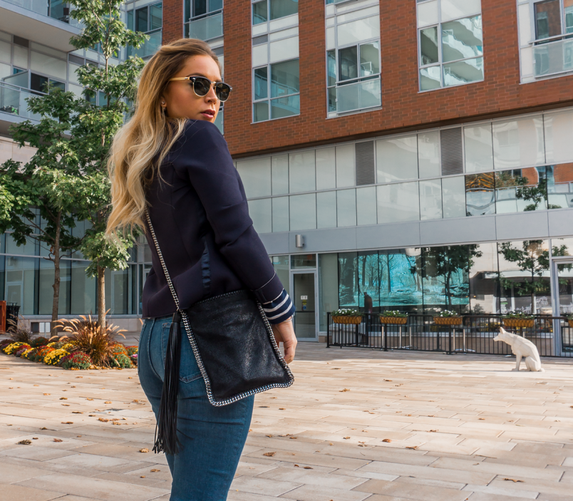 Why Navy Is My Powerhouse Colour for Fall and Winter.