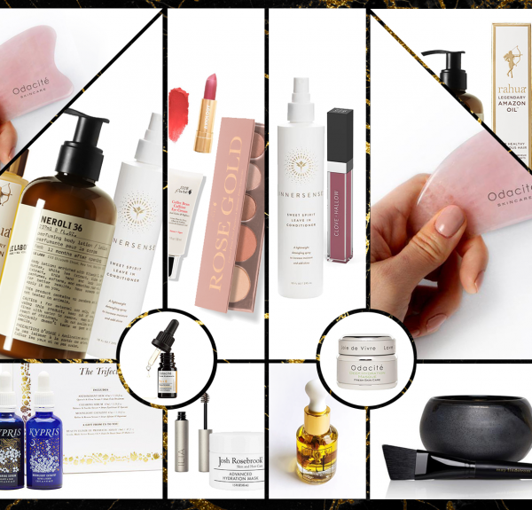 The Purist's Lux Gift Guide for Green Beauty Lovers